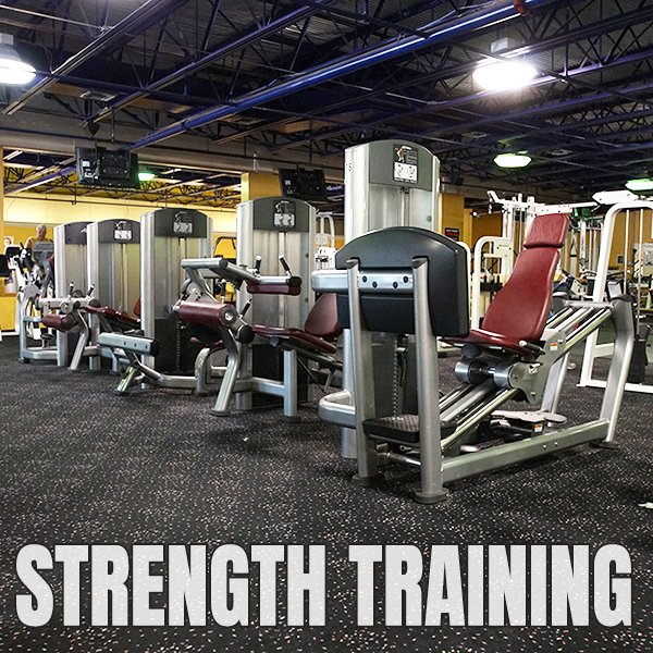 Strength & Functional Training Equipment