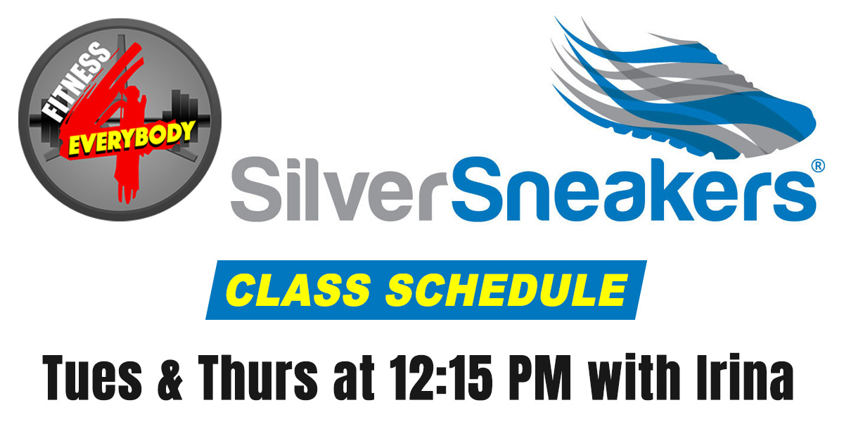 Silver Sneakers Class Schedule